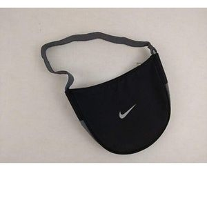 NIKE Black Nylon Bicycle Messenger Shoulder BAG